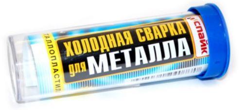 холодная сварка для металла