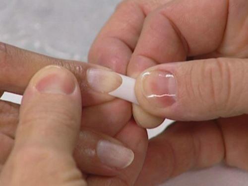клей для наращивания ногтей