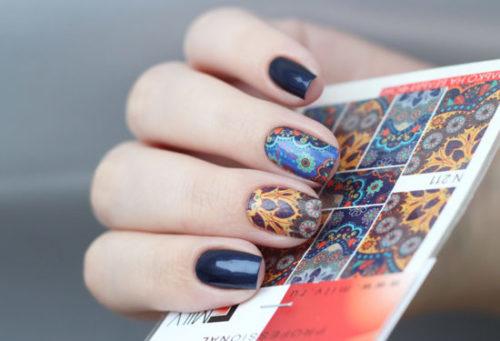 Стикеры для ногтей