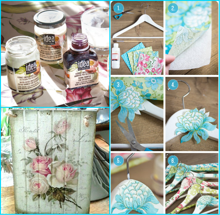 Idea Decoupage