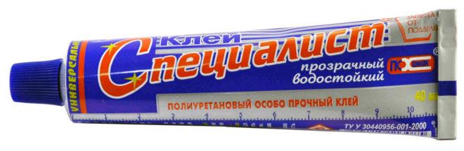 Полиуретановый клей «Специалист»