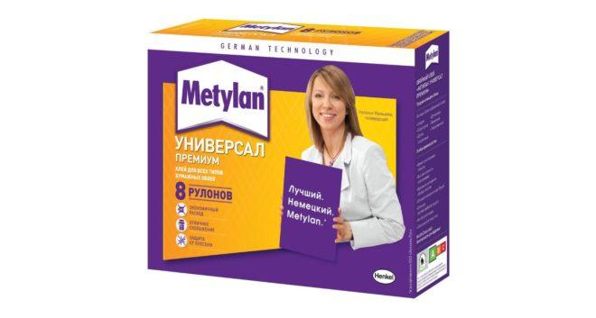 клей метилан